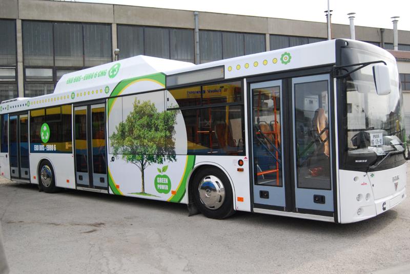 С московских автобусов сняли опасные газовые баллоны